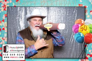 Birthday Party Photo Booth eXtravaganza